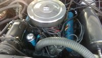 Picture of 1966 Cadillac DeVille, engine