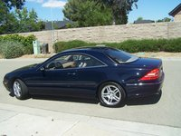 Picture of 2001 Mercedes-Benz CL-Class CL 500 Coupe, exterior