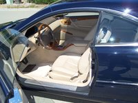 Picture of 2001 Mercedes-Benz CL-Class CL 500 Coupe, interior