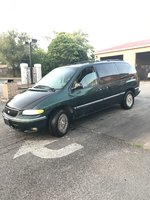 Picture of 1996 Chrysler Town & Country LX, exterior