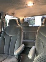 Picture of 1996 Chrysler Town & Country LX, interior