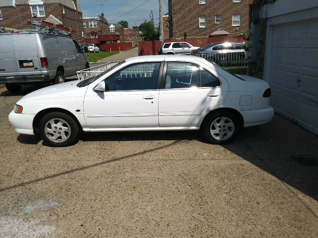 Picture of 1999 Nissan Sentra XE, exterior, gallery_worthy
