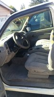 Picture of 1995 GMC Sierra 2500 2 Dr C2500 SL Extended Cab SB, interior