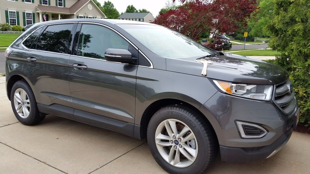 Picture of 2017 Ford Edge SEL AWD
