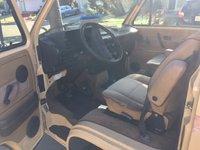 Picture of 1985 Volkswagen Vanagon Camper Passenger Van, interior
