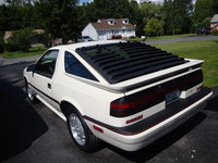 Picture of 1987 Dodge Daytona 2 Dr Shelby Turbo Z Hatchback, exterior, gallery_worthy