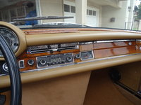 Picture of 1971 Mercedes-Benz 280, interior
