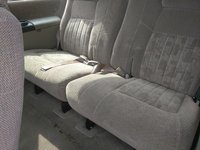 Picture of 2001 Pontiac Montana Base, interior