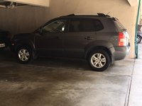 Picture of 2007 Hyundai Tucson 4 Dr Limited, exterior