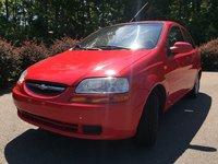 Picture of 2004 Chevrolet Aveo LS, exterior