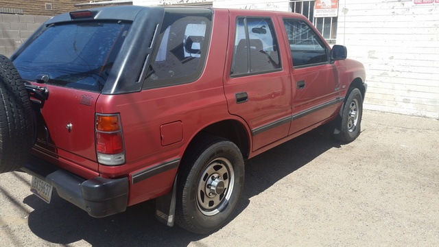 Picture of 1997 Isuzu Rodeo 4 Dr S V6 SUV