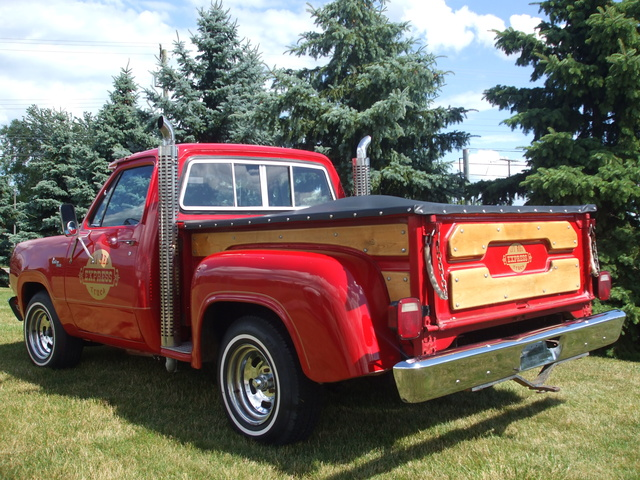 Picture of 1980 Dodge D-Series