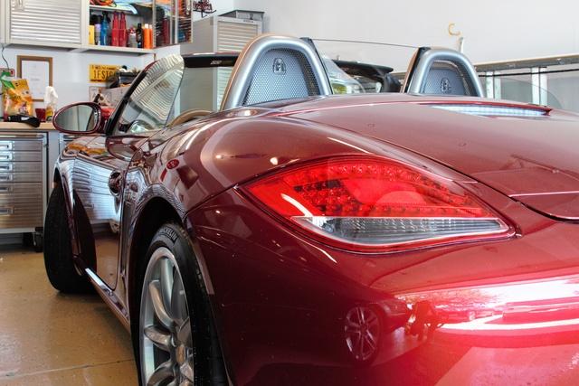 Picture of 2010 Porsche Boxster Base