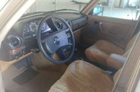 Picture of 1984 Mercedes-Benz 300-Class 300D Turbodiesel Sedan, interior