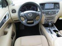 Picture of 2017 Nissan Pathfinder SL 4WD, interior, gallery_worthy