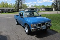 1995 Nissan Truck XE Extended Cab SB, Fresh after a washing., exterior, gallery_worthy