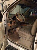 Picture of 2005 INFINITI QX56 4 Dr STD SUV, interior