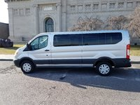 Picture of 2015 Ford Transit Passenger 350 XLT LWB Low Roof w/60/40 Passenger Side Doors, exterior