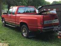 Picture of 1997 Chevrolet C/K 3500 Ext. Cab 2WD, exterior