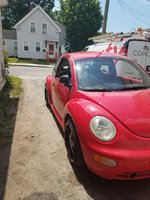 Picture of 1998 Volkswagen Beetle 2 Dr STD Hatchback, exterior