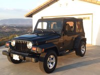 Picture of 1999 Jeep Wrangler SE, exterior, gallery_worthy