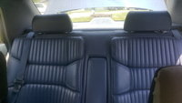 Picture of 1995 Buick Park Avenue 4 Dr Ultra Supercharged Sedan, interior