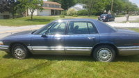 Picture of 1995 Buick Park Avenue 4 Dr Ultra Supercharged Sedan, exterior
