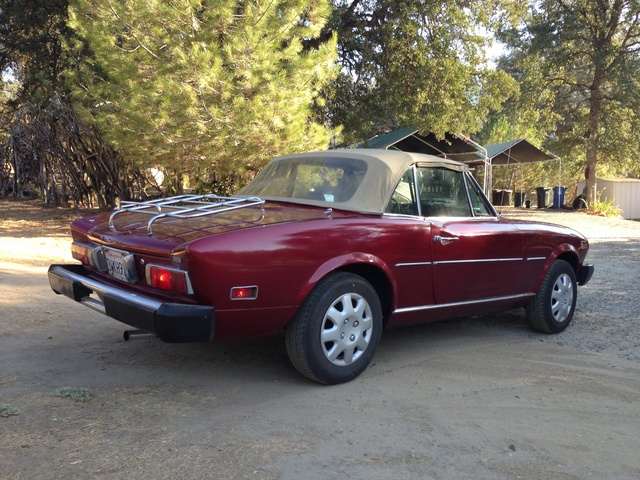 Picture of 1975 FIAT 124 Spider, exterior, gallery_worthy