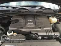 Picture of 2015 INFINITI QX80 Limited, engine