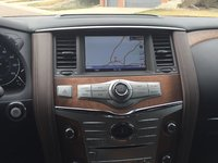 Picture of 2015 INFINITI QX80 Limited, interior