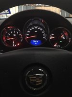 Picture of 2015 Cadillac CTS-V Coupe Base, interior