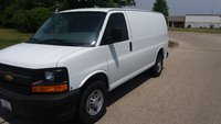 Picture of 2017 Chevrolet Express Cargo 2500, exterior, gallery_worthy