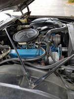 Picture of 1973 Cadillac DeVille Wisco, engine