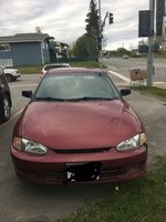 Picture of 2000 Mitsubishi Mirage DE Coupe, exterior