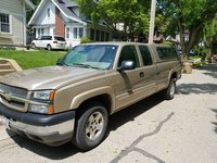 Picture of 2005 Chevrolet Silverado 1500 Z71 Ext Cab Long Bed 4WD, exterior