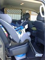 Picture of 2017 Nissan Titan SV Crew Cab 4WD, interior