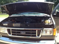 Picture of 2007 Ford E-Series Cargo E-150, engine