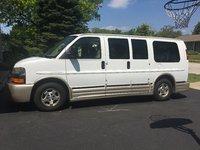 Picture of 2005 Chevrolet Express G1500 Passenger Van, exterior