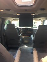 Picture of 2005 Chevrolet Express G1500 Passenger Van, interior