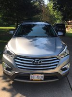Picture of 2013 Hyundai Santa Fe Limited AWD, exterior