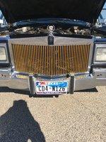 Picture of 1990 Cadillac Brougham D'elegance Sedan, exterior
