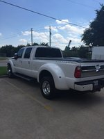 Picture of 2013 Ford F-450 Super Duty Platinum Crew Cab 8ft Bed DRW 4WD, exterior