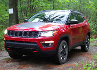 2017 Jeep Compass Trailhawk 4WD, The 2017 Jeep Compass Trailhawk has a whole new look, exterior, gallery_worthy