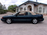 1995 Oldsmobile Cutlass Supreme Overview