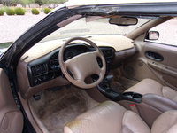 Picture of 1995 Oldsmobile Cutlass Supreme 2 Dr STD Convertible, interior, gallery_worthy