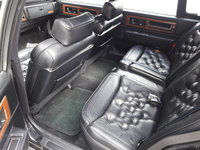 Picture of 1990 Cadillac Fleetwood Base Sedan, interior