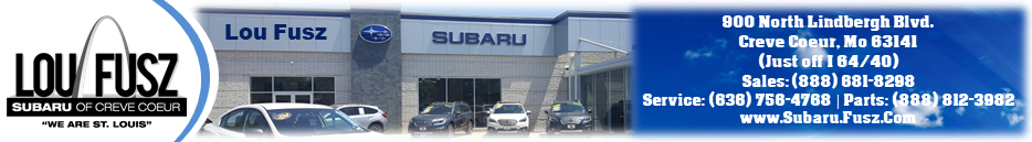 Lou Fusz Subaru of Creve Coeur - Saint Louis, MO: Read ...