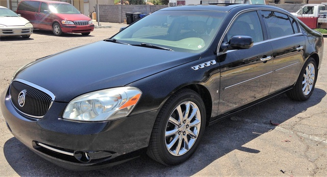 Picture of 2006 Buick Lucerne CXS, exterior, gallery_worthy