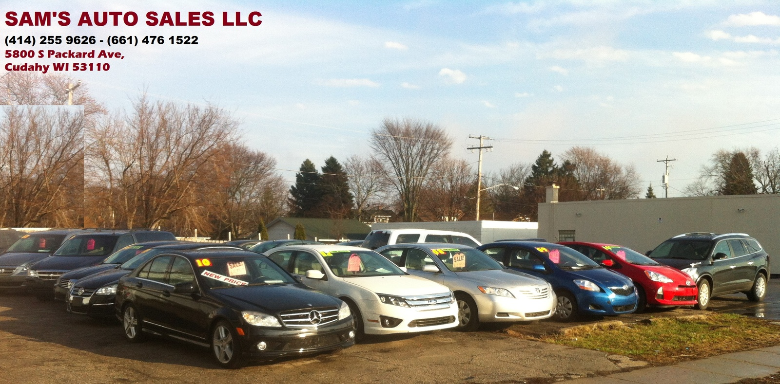 Hyundai Dealers Mn >> Sam's Auto Sales LLC - Cudahy, WI: Read Consumer reviews, Browse Used and New Cars for Sale
