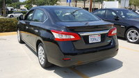 Picture of 2013 Nissan Sentra S, exterior, gallery_worthy